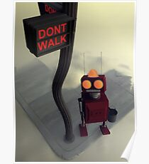 Don't Walk Poster