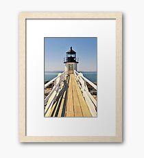 Marshall Point Lighthouse II Framed Print