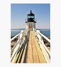 Marshall Point Lighthouse II Photographic Print