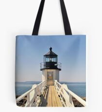 Marshall Point Lighthouse II Tote Bag