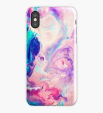 colorfull marble iPhone Case