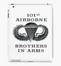 Jump Wings - 101st Airborne - Brothers in Arms iPad Case/Skin