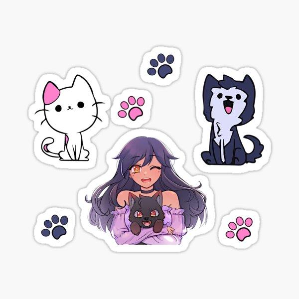 Aphmau Pets Sticker Pack Sticker