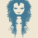 Persephone (blue-cream) by Brad Sharp