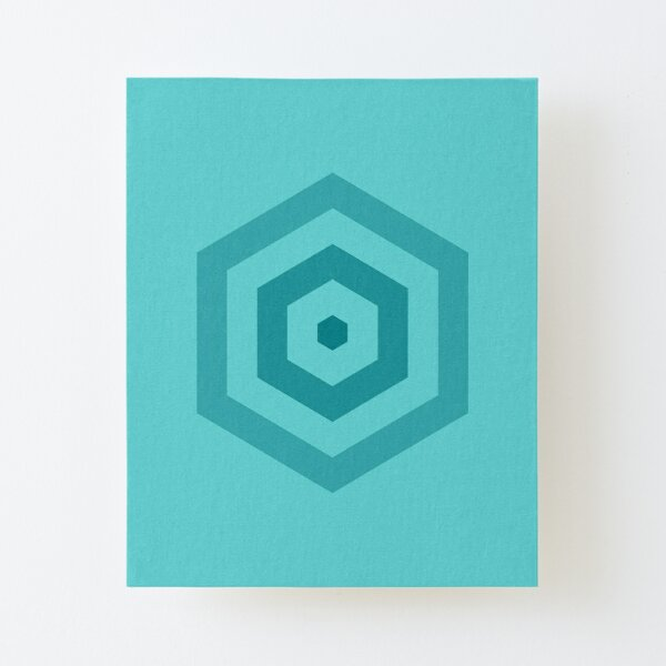 Canvas Mounted Print