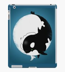 When Willy meets Moby iPad Case/Skin