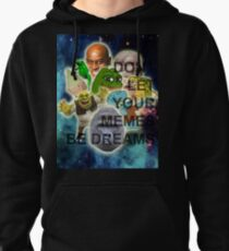 Collection of the Dankest Memes Pullover Hoodie