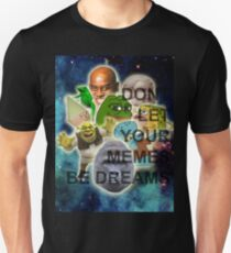 Collection of the Dankest Memes Unisex T-Shirt