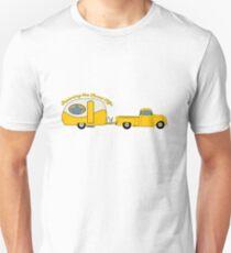 Yellow Truck & Camper Unisex T-Shirt