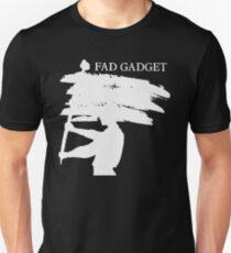 fad gadget t shirt Unisex T-Shirt