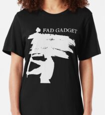 fad gadget t shirt Slim Fit T-Shirt