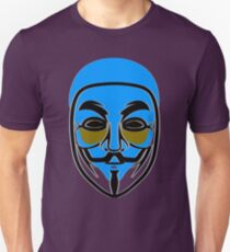 alien anonymous Unisex T-Shirt