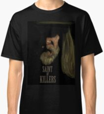 The Saint of Killers Preacher vertigo Comic DC  Classic T-Shirt