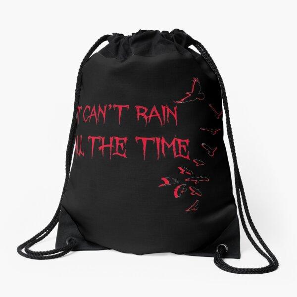 The Crow - Brandon Lee Drawstring Bag