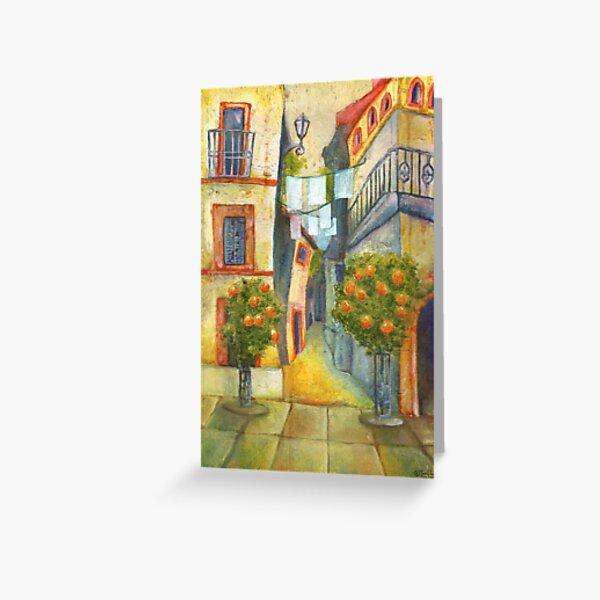 Sevilla Greeting Card
