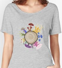 Friday Fungidoodle! Women's Relaxed Fit T-Shirt
