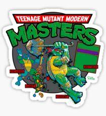 Teenage Mutant Modern Masters Sticker