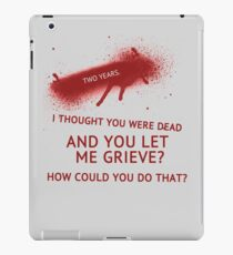 Two Years iPad Case/Skin