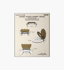 Toilet Seat and Cover Patent - Colour Art Board