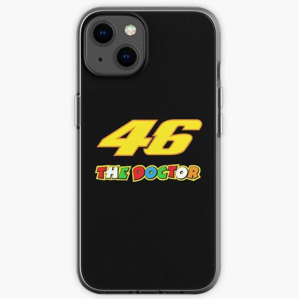 Valentino Rossi Nummer 46 Der Doktor iPhone Flexible Hülle