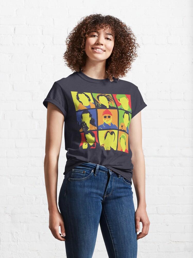Alternate view of Bill Classic T-Shirt