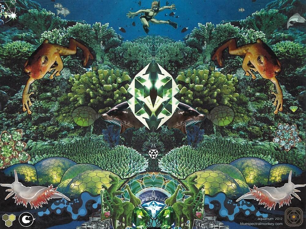 Aquarium by spectralmonkey