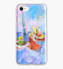 Wind Waker Colour Study iPhone Case/Skin