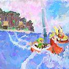 Wind Waker Colour Study by Rabbott