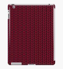 Chunky Knit iPad Case/Skin