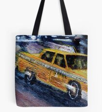 NYC taxi 2 Tote Bag