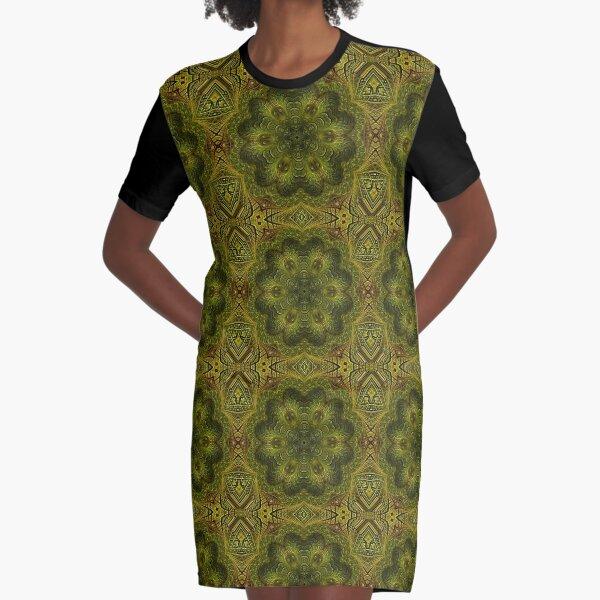 Bohemian Chic 1 Graphic T-Shirt Dress