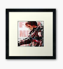 Edge of Tomorrow Framed Print