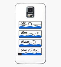 swimming Hülle & Skin für Samsung Galaxy