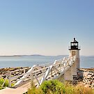Marshall Point Lighthouse IV by Marianne Campolongo