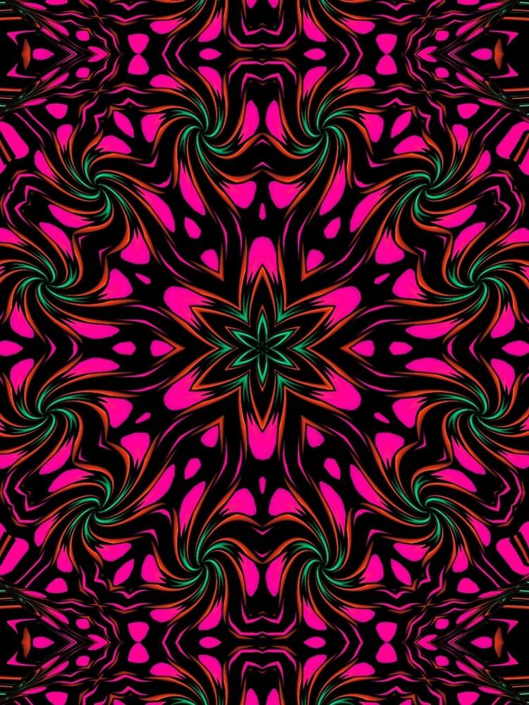 Arcadia Red Flower 2 by vkdezine
