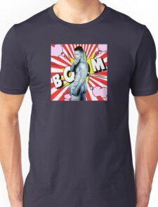comics man  Unisex T-Shirt