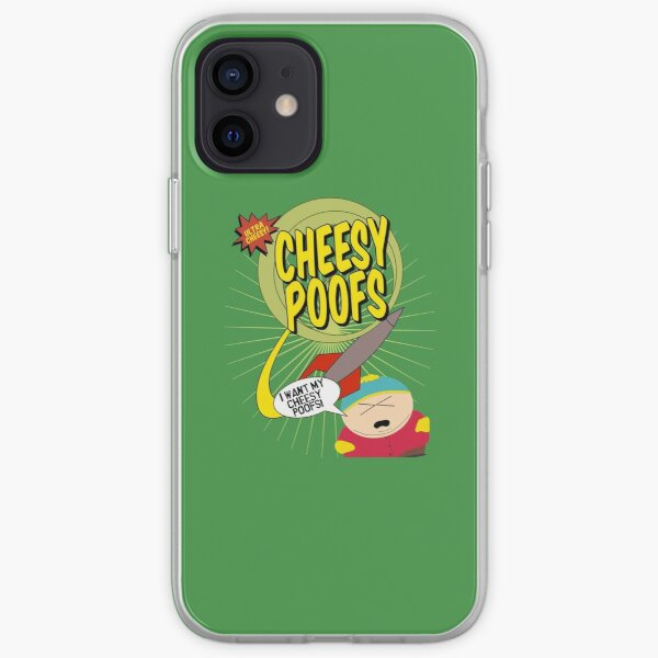 Cheesy Poofs iPhone Soft Case