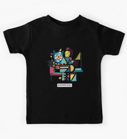 Modern Pop Art Kids Clothes
