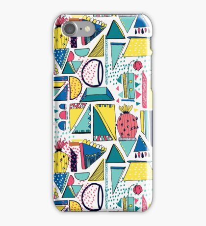 Modern Pop Art iPhone Case/Skin
