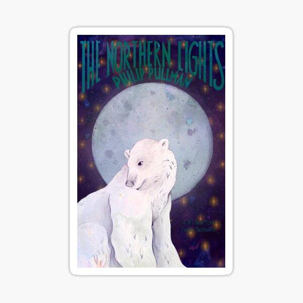 The Northern Lights Sticker