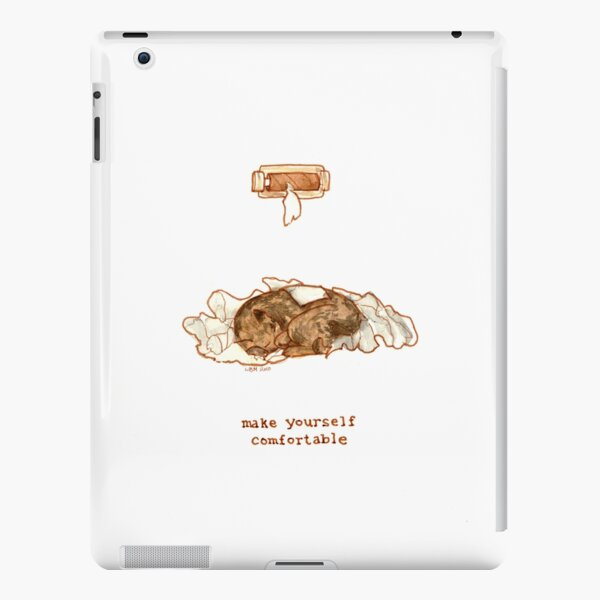 Cattism 5: Make Yourself Comfortable iPad Snap Case