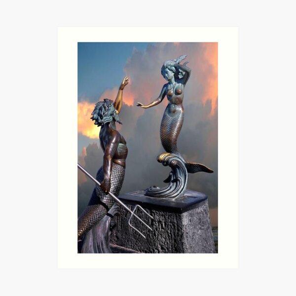 Greek Mythology  Art Print
