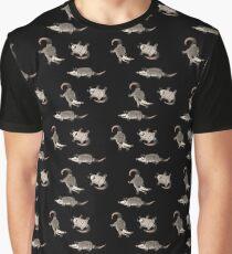 Simply Opossum Graphic T-Shirt