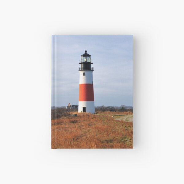 Sankaty Head Lighthouse II Hardcover Journal