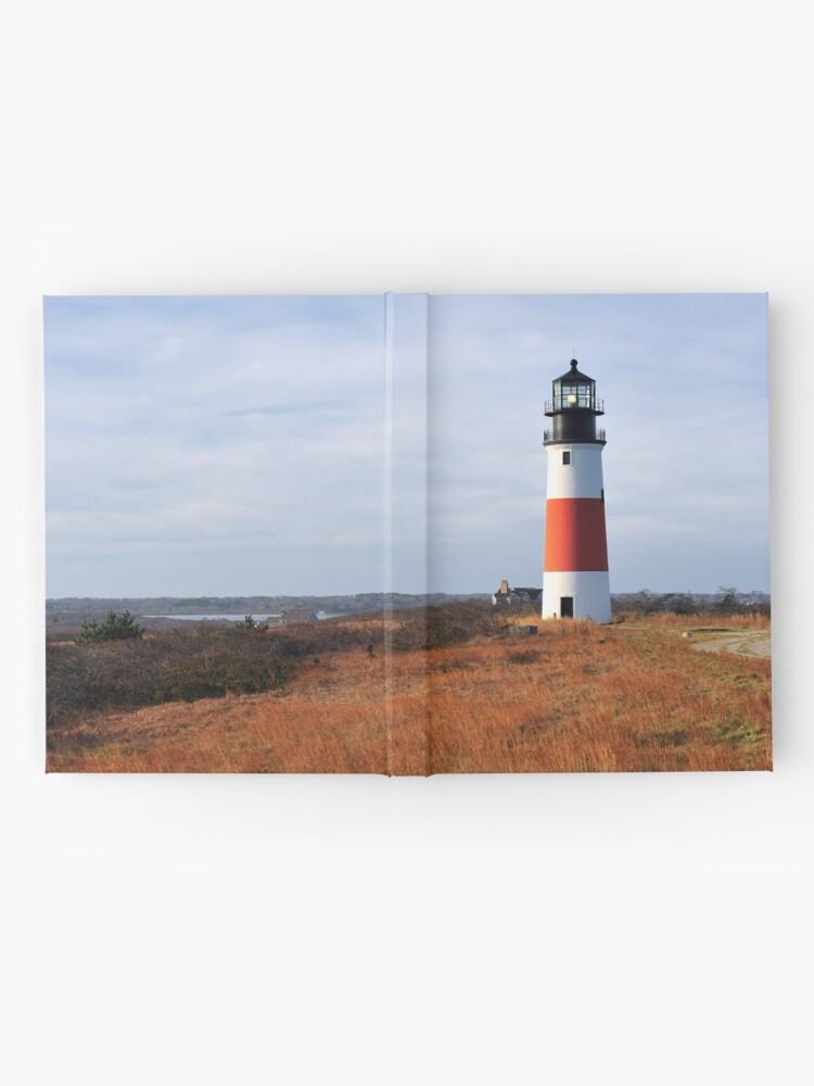 Alternative Ansicht von Sankaty Head Leuchtturm II Notizbuch