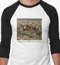 Keep Our Wild Horses Free T-Shirt