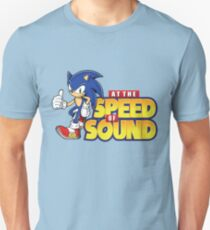 Sonic - The Speed of Sound T-Shirt