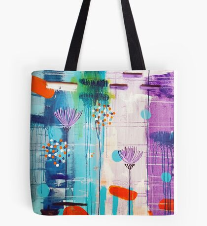 Summer In Bloom Tote Bag