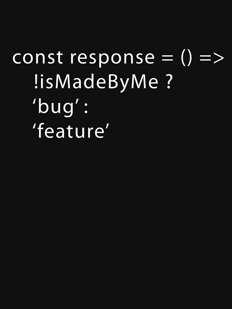 Función de respuesta del desarrollador (Javascript) de sirrodgepodge