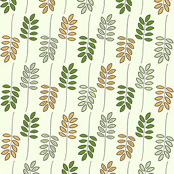 Autumnal Ferns by givemeenvy